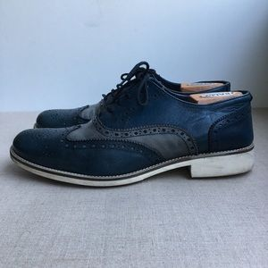 Marco Di Giovanni EU 42 Leather Wingtip Shoes